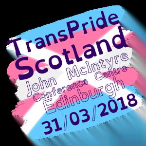 Trans Pride Scotland logo