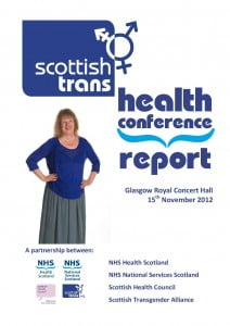 Health Conference report front cover