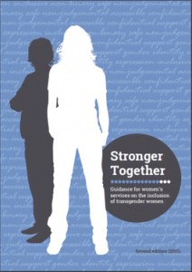 cover image for stronger together booklet